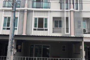 ทาวน์เฮ้าส์หลุดจำนอง ธ.ธนาคารไทยพาณิชย์ กรุงเทพมหานคร สวนหลวง สวนหลวง