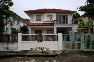 บ้านเดี่ยวหลุดจำนอง ธ.ธนาคารไทยพาณิชย์ กรุงเทพมหานคร มีนบุรี สามวาตะวันตก