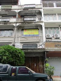 ตึกแถวหลุดจำนอง ธ.ธนาคารกรุงศรีอยุธยา กรุงเทพมหานคร เขตบางขุนเทียน บางขุนเทียน(บางปะทุน)
