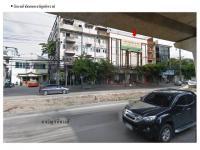 อาคารพาณิชย์หลุดจำนอง ธ.ธนาคารธนชาต กรุงเทพมหานคร บางพลัด บางพลัด